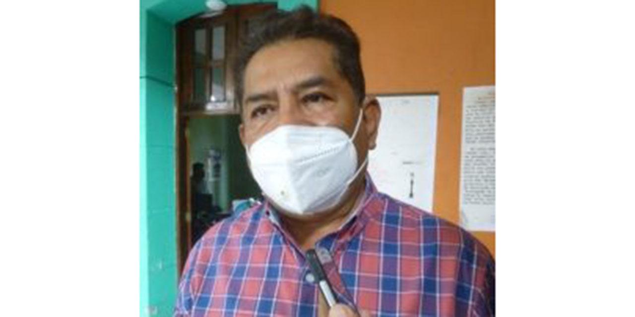 Ninguna obra quedará pendiente: presidente municipal de Teotitlán de Flores Magón | El Imparcial de Oaxaca