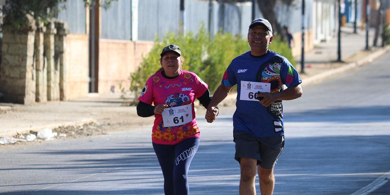 Confirman Maratón en la capital | El Imparcial de Oaxaca