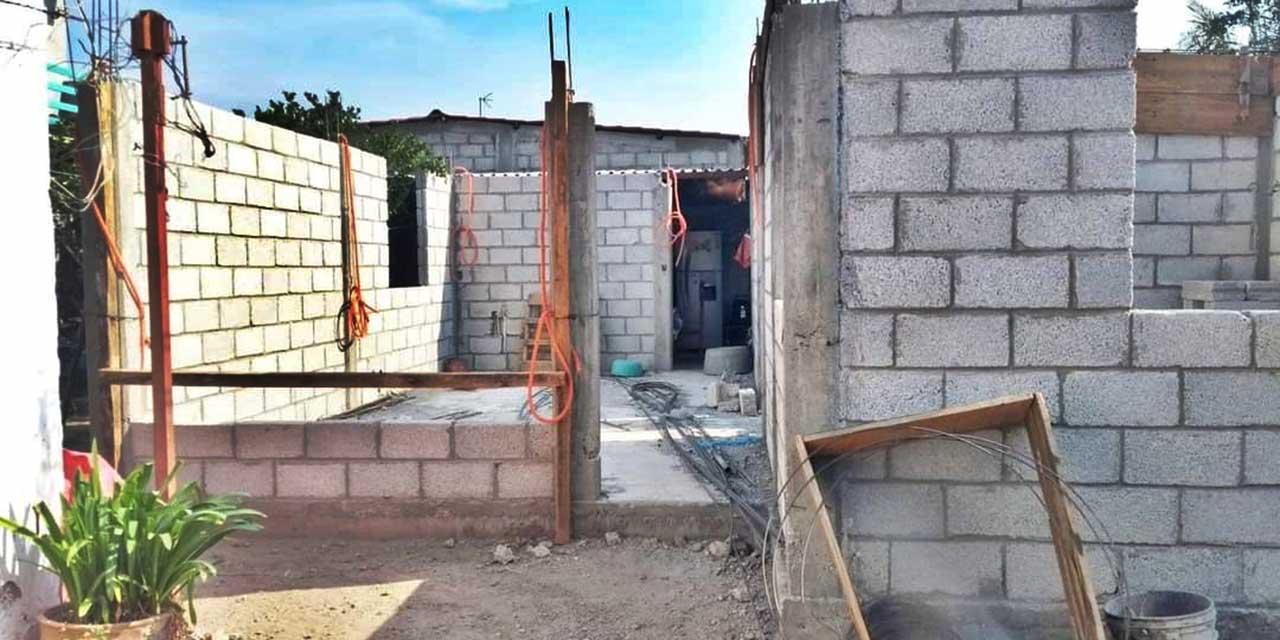 Falta mucho por hacer en reconstrucción por sismos del 2017   El Imparcial de Oaxaca