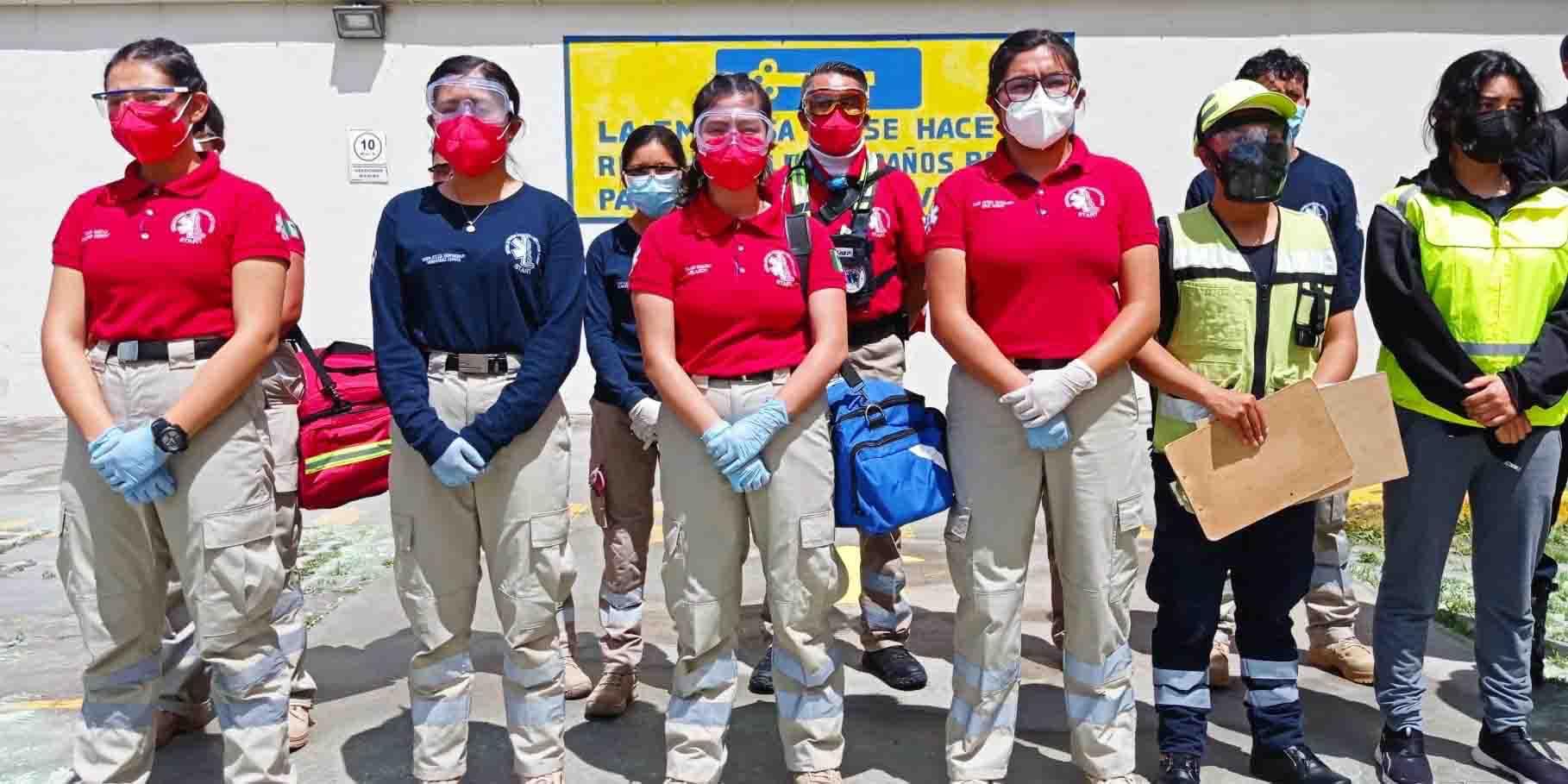 El simulacro sirve para salvar vidas: Protección Civil   El Imparcial de Oaxaca