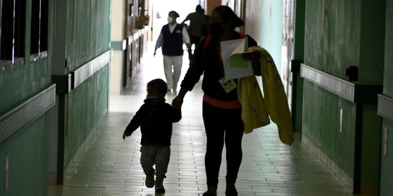 Insabi abandona al Hospital de la Niñez | El Imparcial de Oaxaca