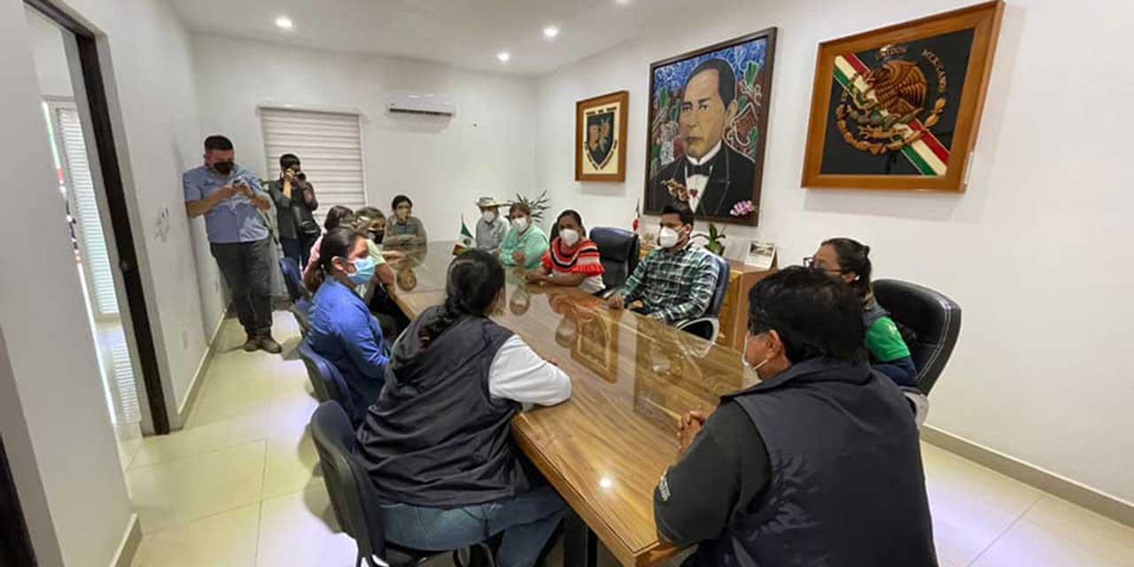 UNESCO acude al municipio de Cuicatlán | El Imparcial de Oaxaca