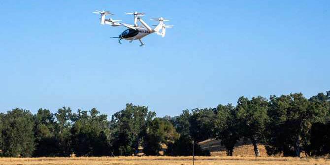 Pequeñas aeronaves eléctricas para desplazamientos urbanos | El Imparcial de Oaxaca