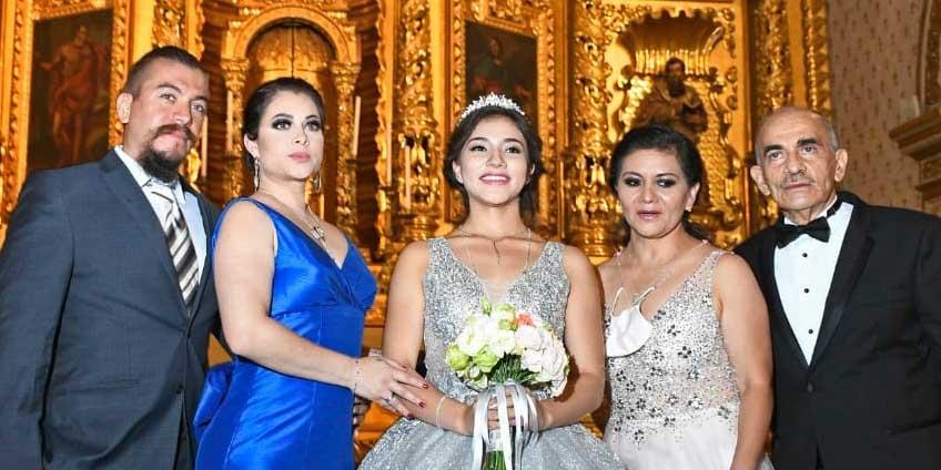 Celebran los XV años de Aracely   El Imparcial de Oaxaca