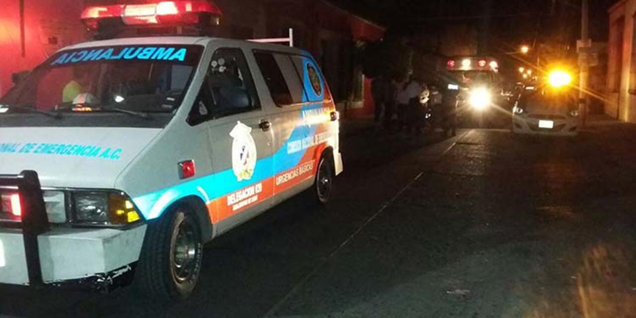 Resultan lesionados al ser atropellados en La Mixteca   El Imparcial de Oaxaca