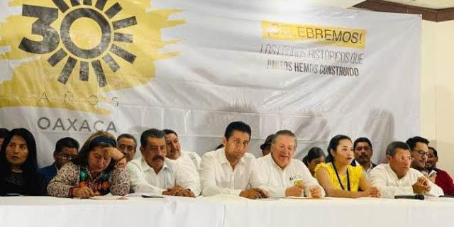 Lanza PRD llamado a construir alianza en Oaxaca | El Imparcial de Oaxaca