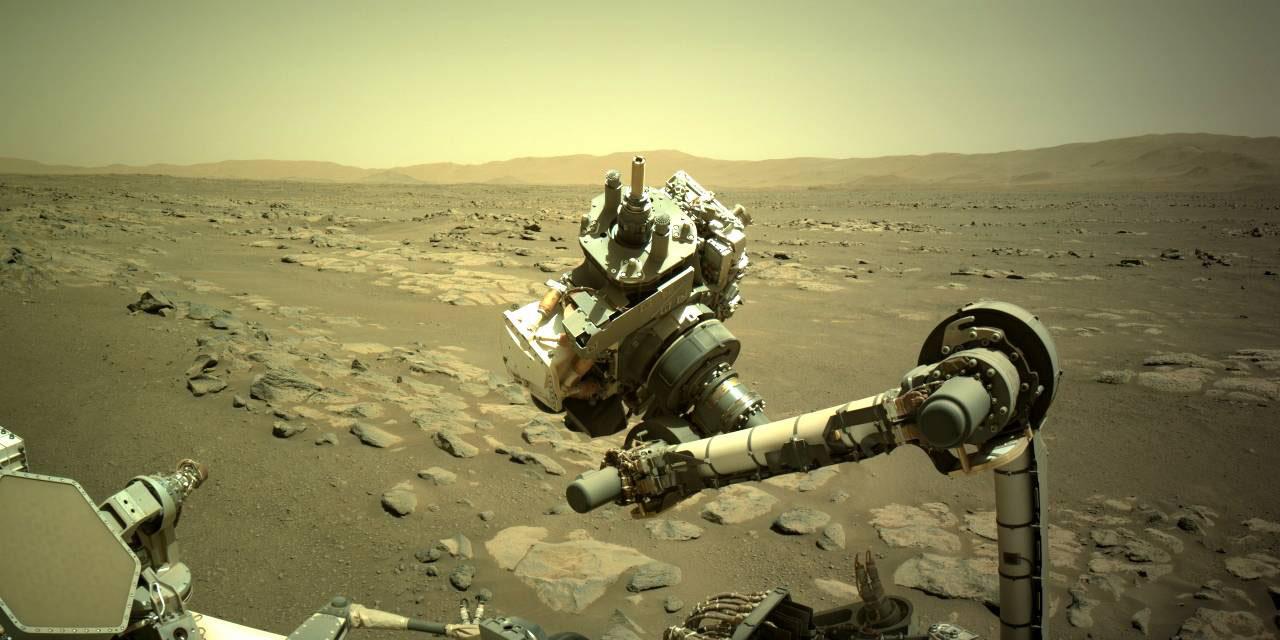 Perseverance, nave exploradora de la NASA recolecta primera muestra de una roca de Marte | El Imparcial de Oaxaca