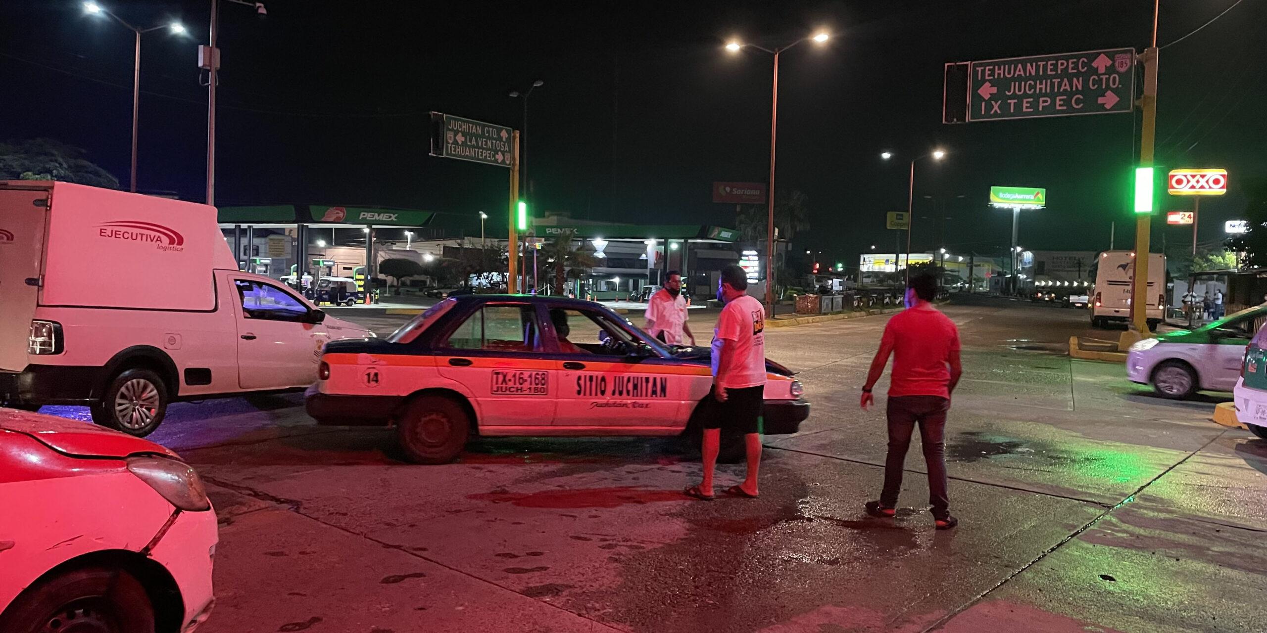 Se impactan en crucero de Juchitán | El Imparcial de Oaxaca