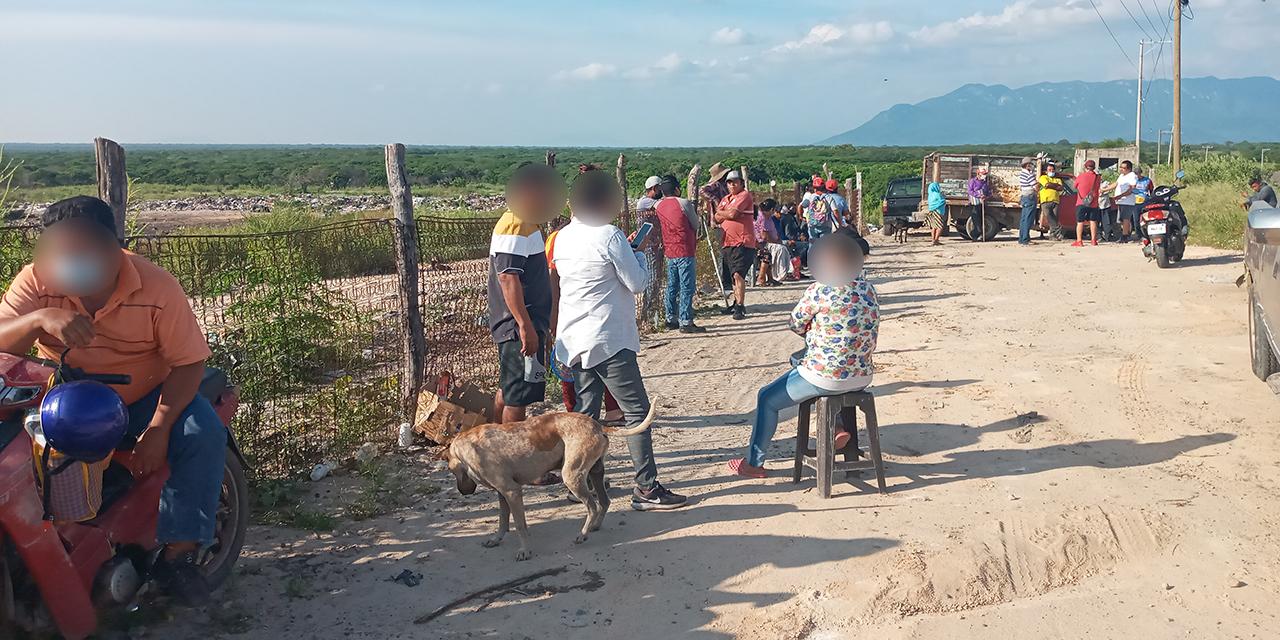 Bloquean basurero en Ciudad Ixtepec | El Imparcial de Oaxaca