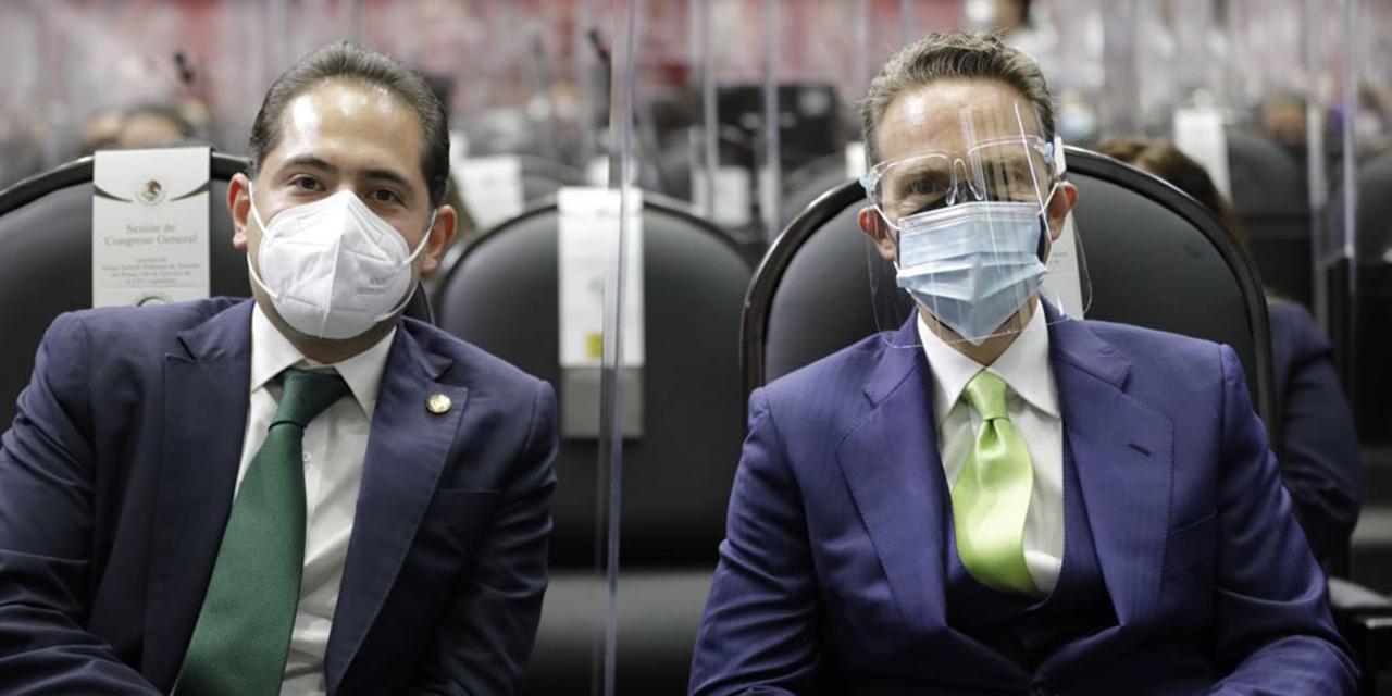 PVEM destapa a Bolaños Cacho para la gubernatura   El Imparcial de Oaxaca