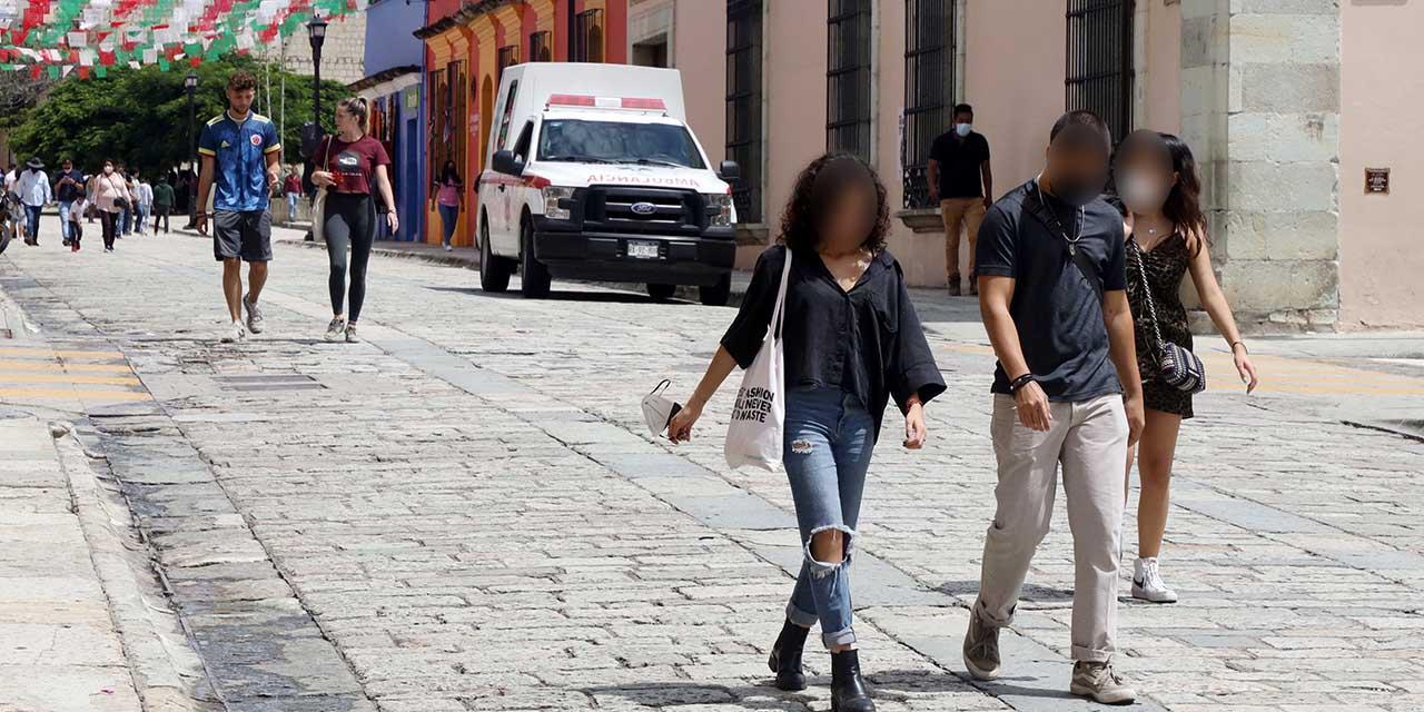 Notifican 12 nuevos decesos y 248 contagios de Covid-19 en Oaxaca | El Imparcial de Oaxaca