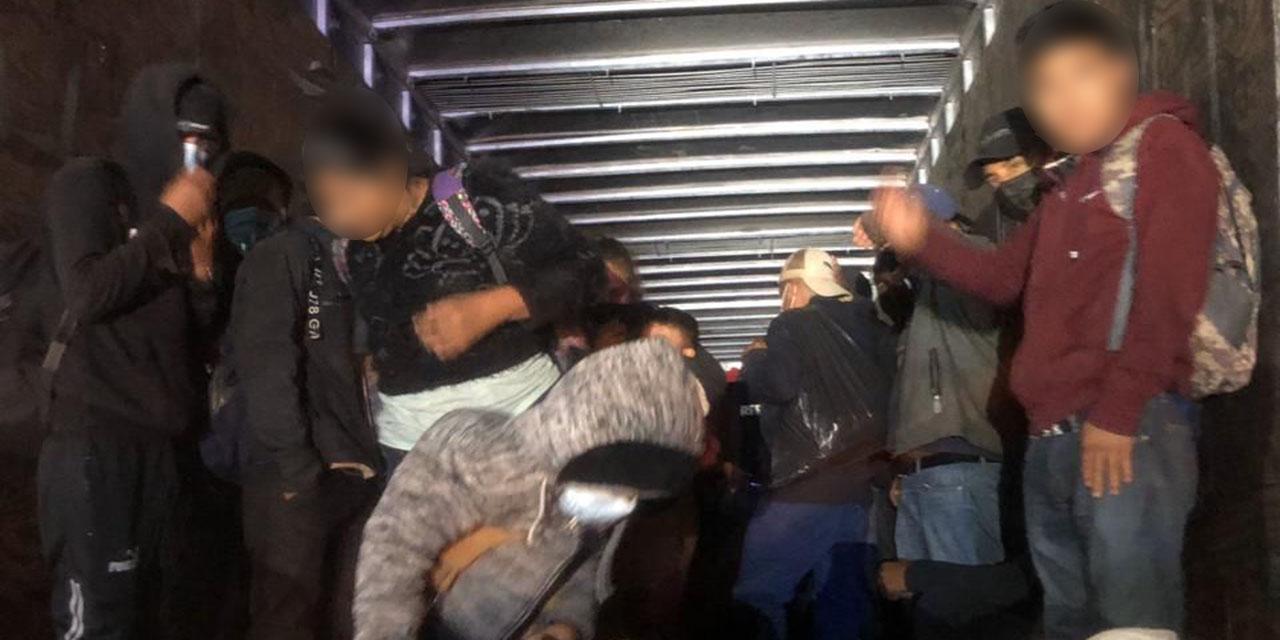 Rescata INM a 786  víctimas de tráfico de  personas en Oaxaca | El Imparcial de Oaxaca