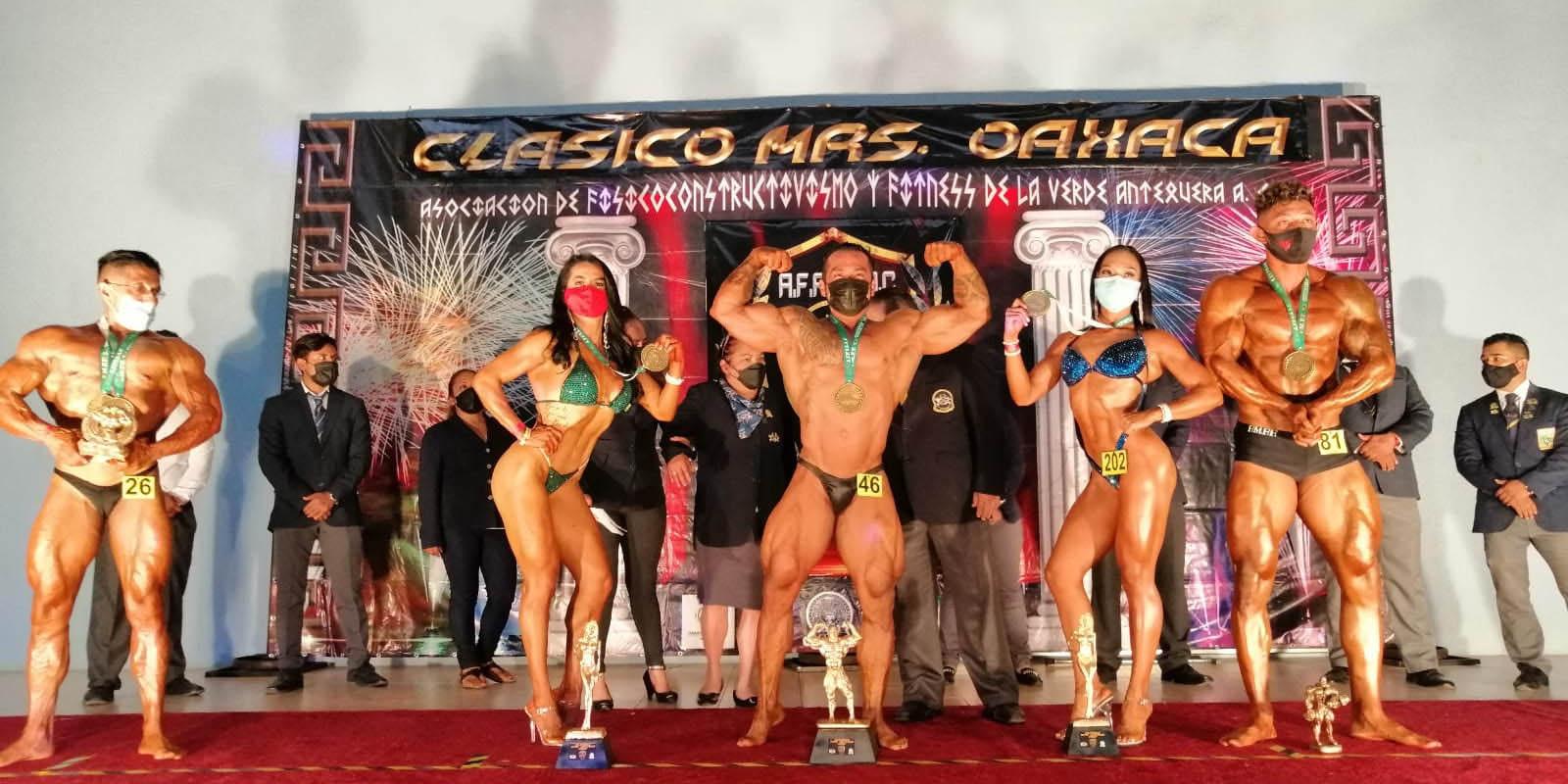 Ricardo Zúñiga campeón absoluto Míster Oaxaca | El Imparcial de Oaxaca