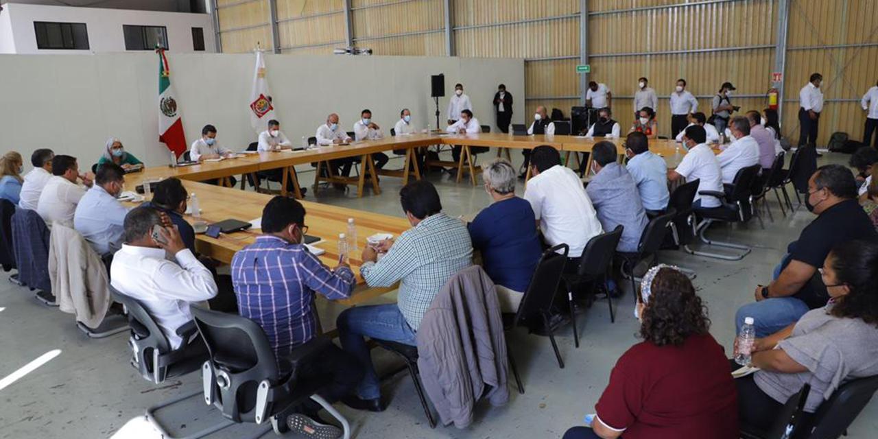 Buscan reordenamiento del sector salud de Oaxaca | El Imparcial de Oaxaca