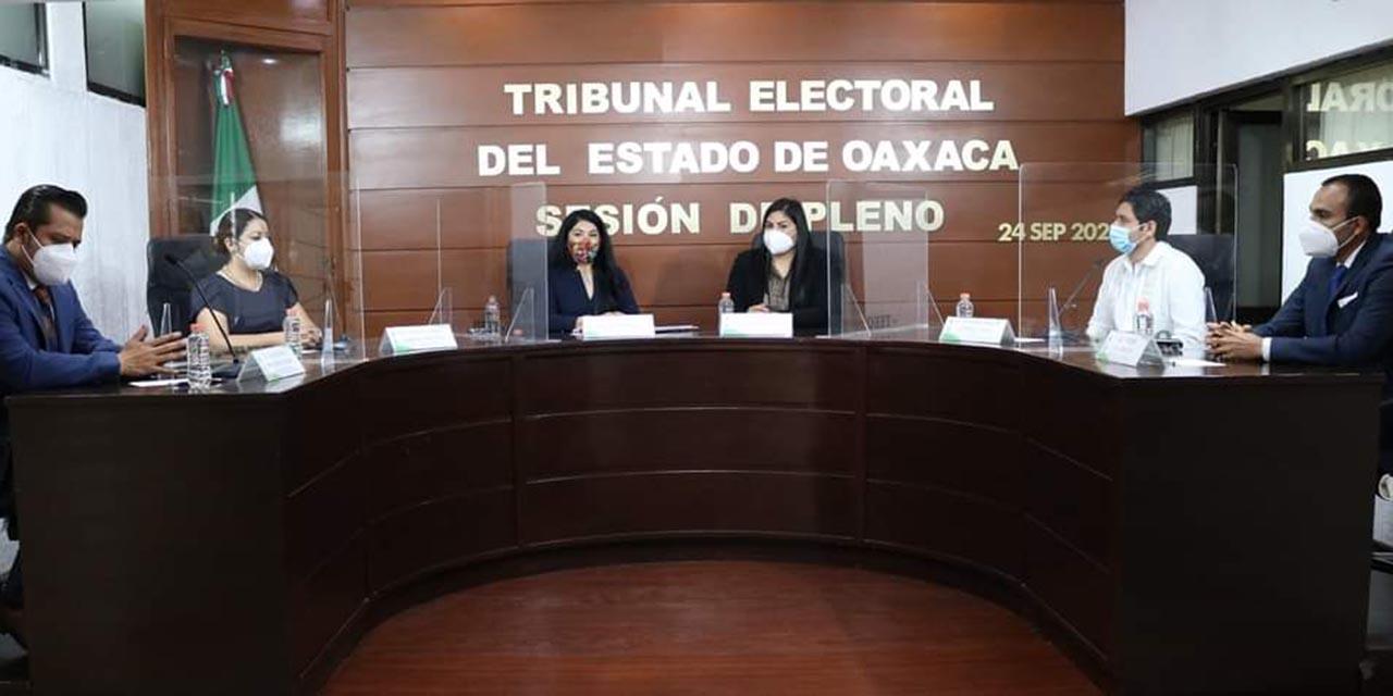 TEEO valida elecciones en Silacayoápam   El Imparcial de Oaxaca