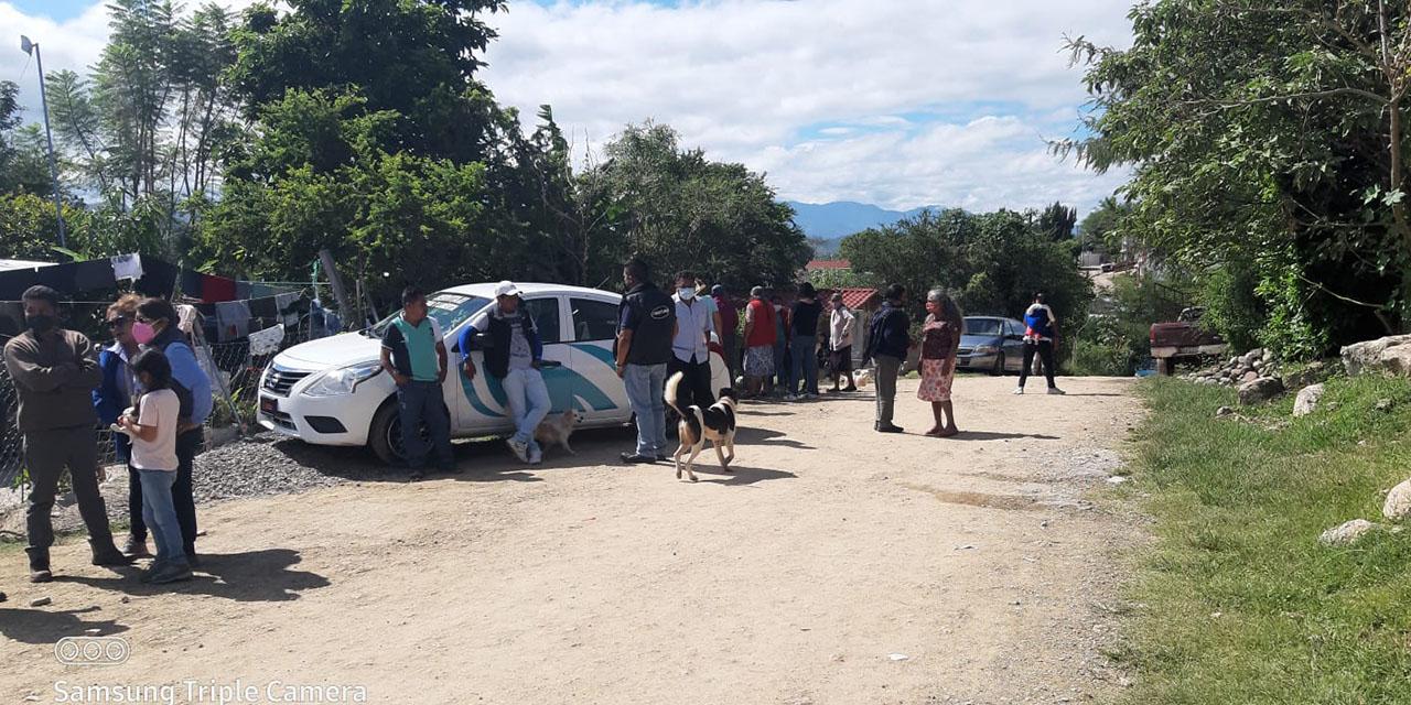 Despojan a vecinos de sus predios en Alma Mixteca | El Imparcial de Oaxaca