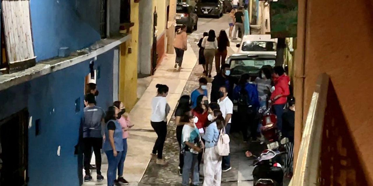 Reportan saldo blanco en la entidad por sismo de 7.1   El Imparcial de Oaxaca