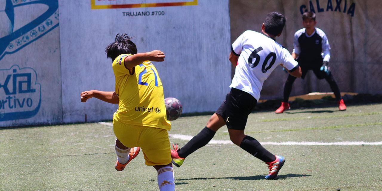 Con empate arrancan semifinales   El Imparcial de Oaxaca