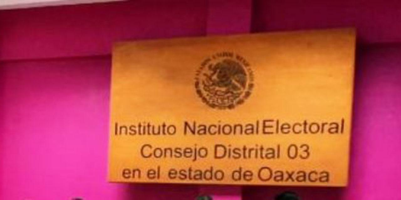 Mujer detenida por presunto intento de hurto en el INE de Huajuapan   El Imparcial de Oaxaca
