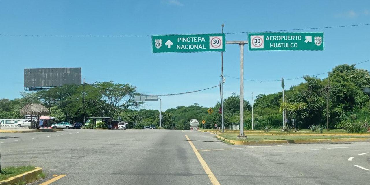 Indemnizarán a Huatulco por derecho de vía comunal   El Imparcial de Oaxaca