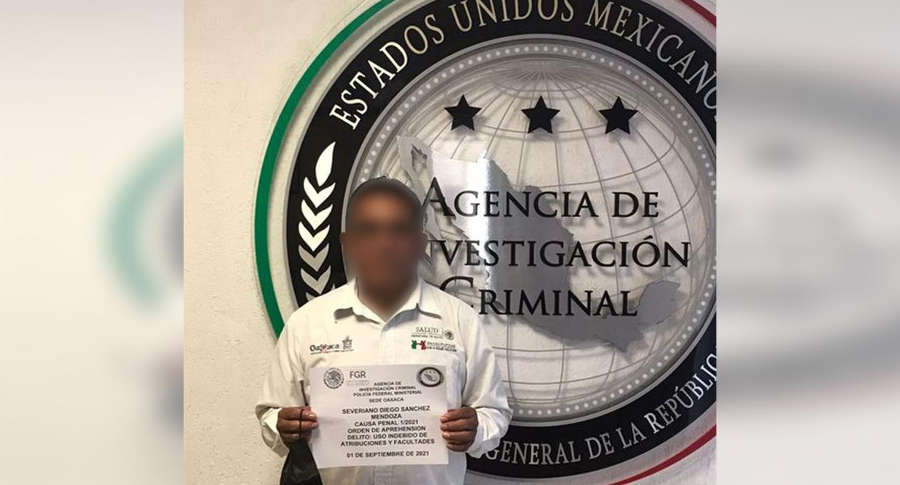 Ejecutan orden de aprehensión contra excoordinador de Abastecimiento y Equipamiento del IMSS en Oaxaca   El Imparcial de Oaxaca