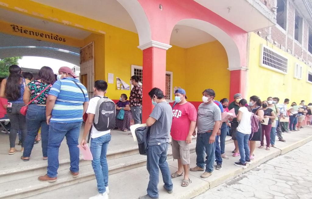 Se lleva a cabo jornada de vacunación contra Covid-19 en el Istmo de Tehuantepec | El Imparcial de Oaxaca