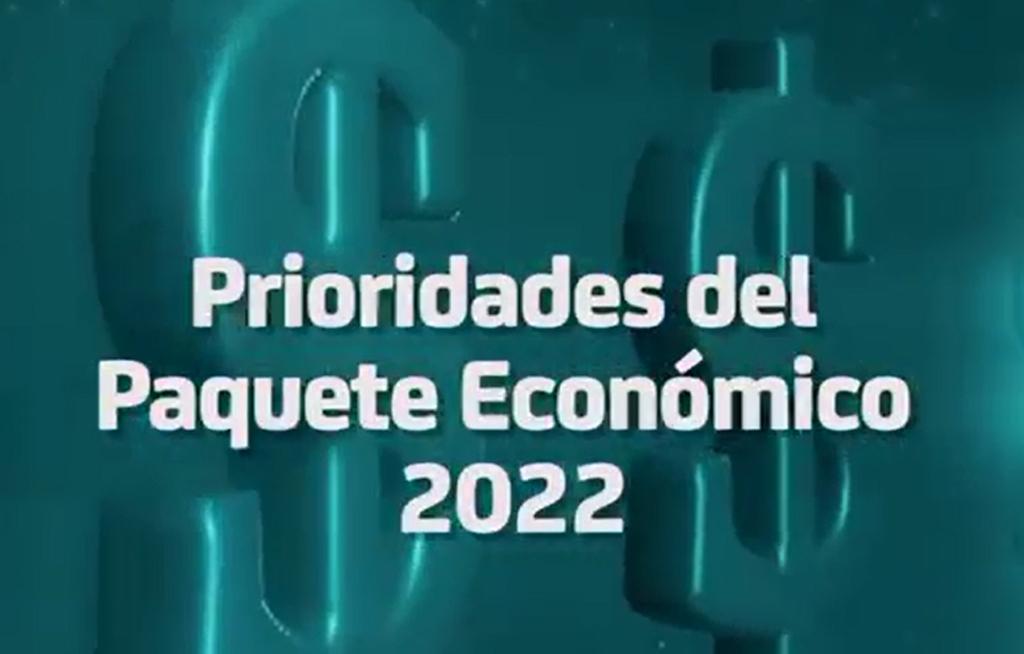 Prioridades del Paquete Económico 2022 en el Senado de la República   El Imparcial de Oaxaca