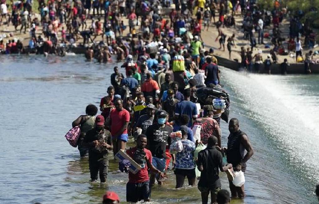 Estados Unidos corre a 208 haitianos | El Imparcial de Oaxaca