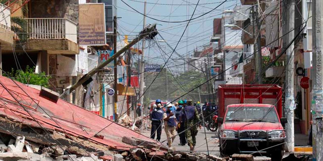 Oaxaca sufre el 50% de los sismos anualmente | El Imparcial de Oaxaca
