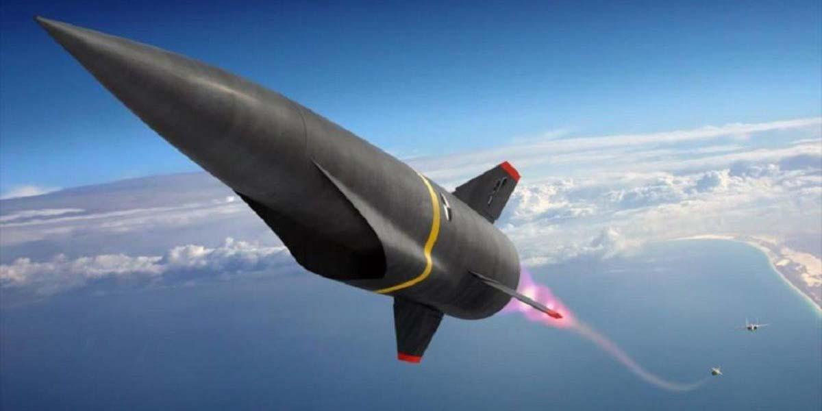 EU presume misil hipersónico, aseguran que supera cinco veces la velocidad del sonido   El Imparcial de Oaxaca