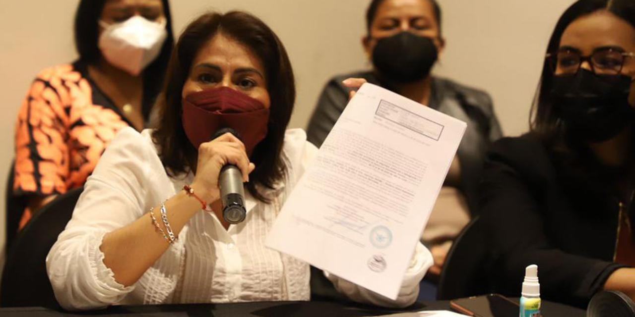 Edil electa de Xoxocotlán acusa violencia de género | El Imparcial de Oaxaca