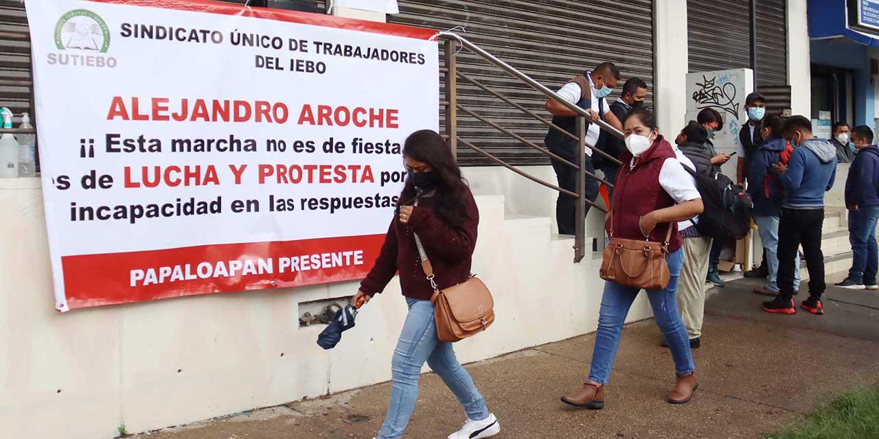 Logra SUTIEBO convocatoria para Promoción Docente   El Imparcial de Oaxaca