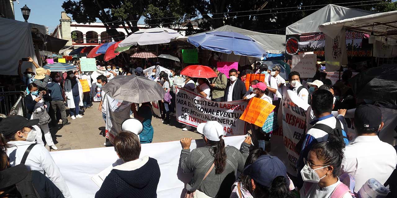 Despidos en SSO agravan carencias y desatención a pacientes | El Imparcial de Oaxaca