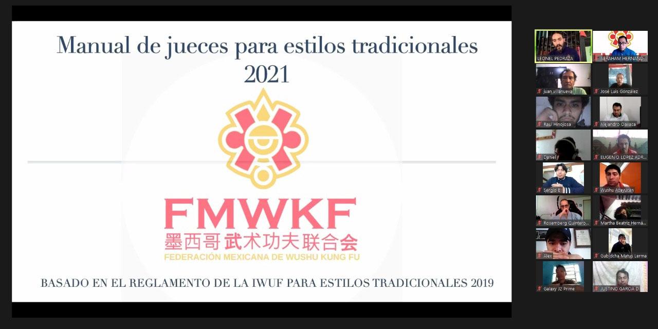 Se capacitaron en los sistemas tradicionales de artes marciales | El Imparcial de Oaxaca