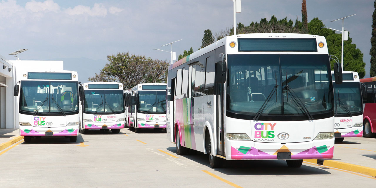 Conductoras del Citybus se integrarán hasta 2022   El Imparcial de Oaxaca