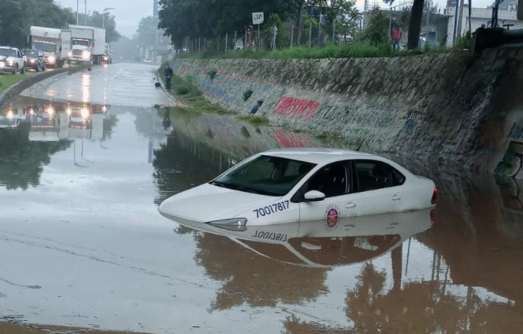 Lluvias torrenciales inundan la capital   El Imparcial de Oaxaca