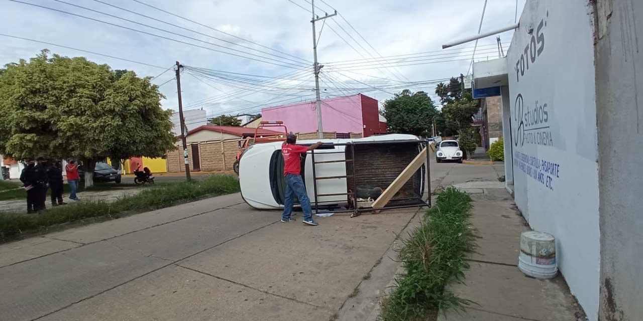 Tres accidentes viales en zona conurbada de Oaxaca | El Imparcial de Oaxaca