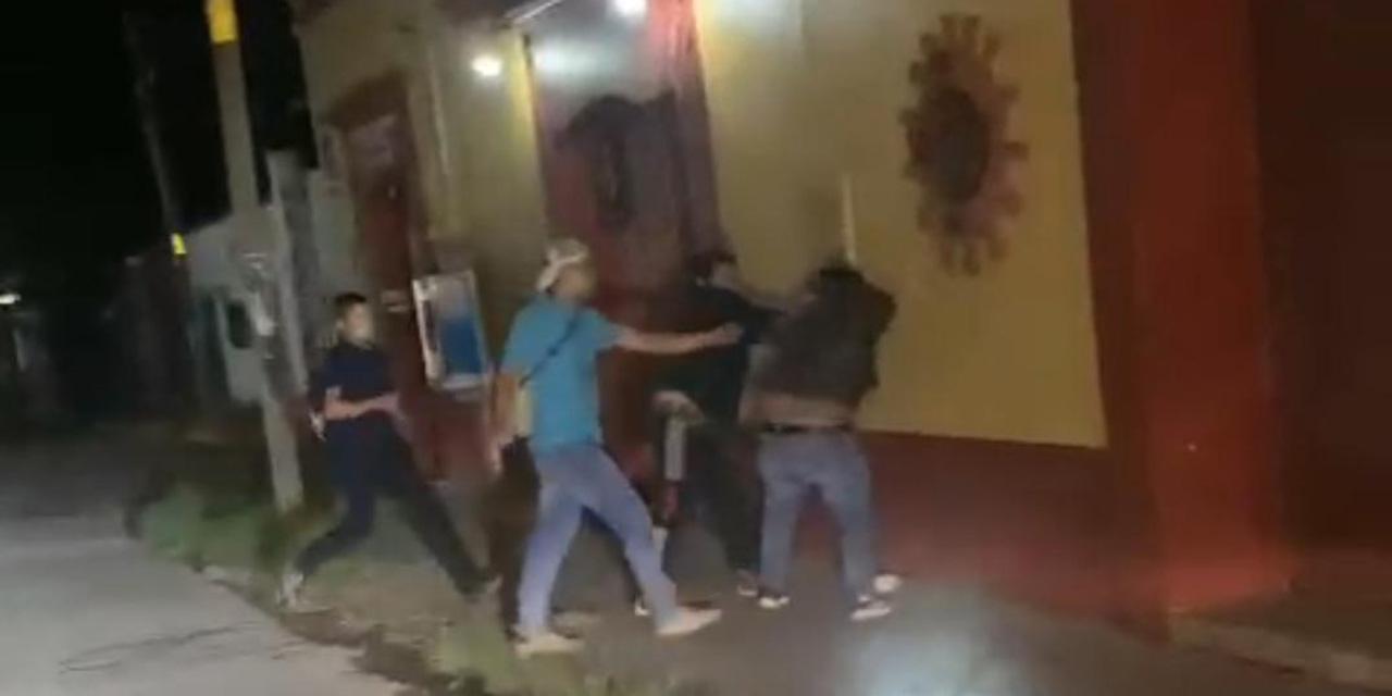 Pegan a peatón para robarle sus cosas en Oaxaca   El Imparcial de Oaxaca