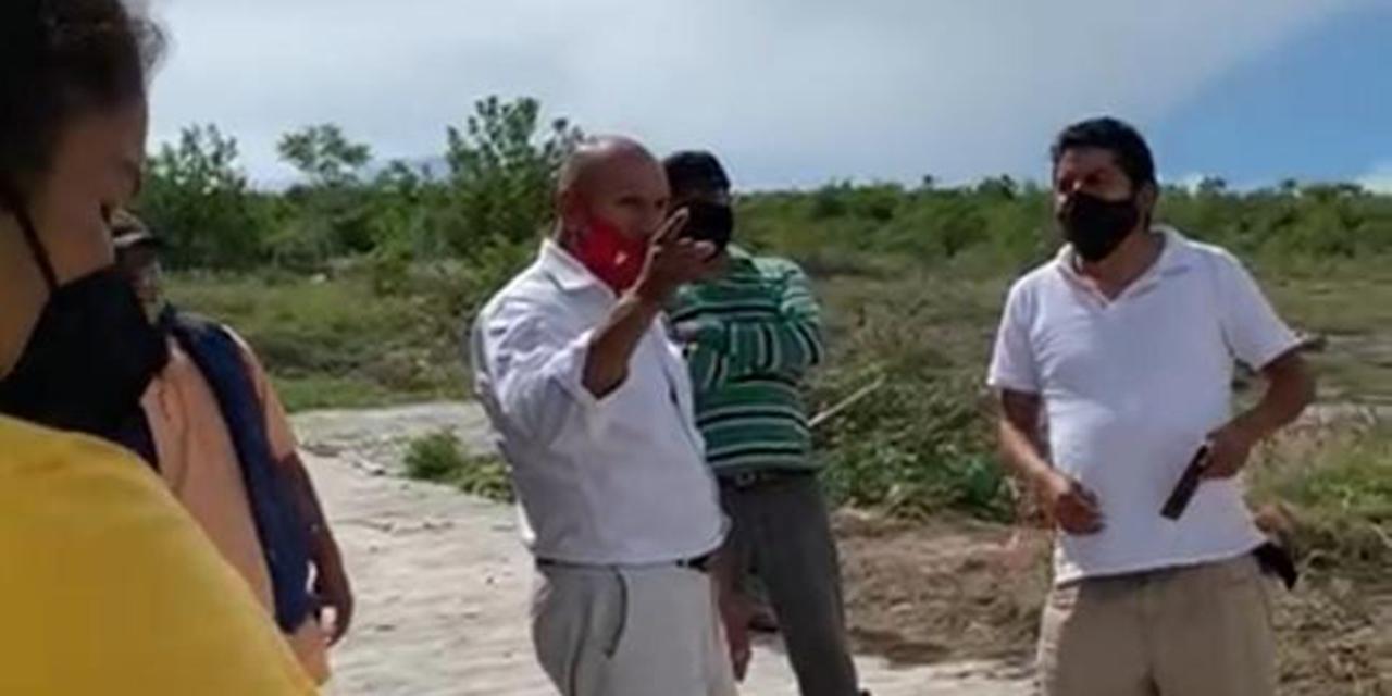 Habitantes de Bella Vista, amenazados por taxistas | El Imparcial de Oaxaca