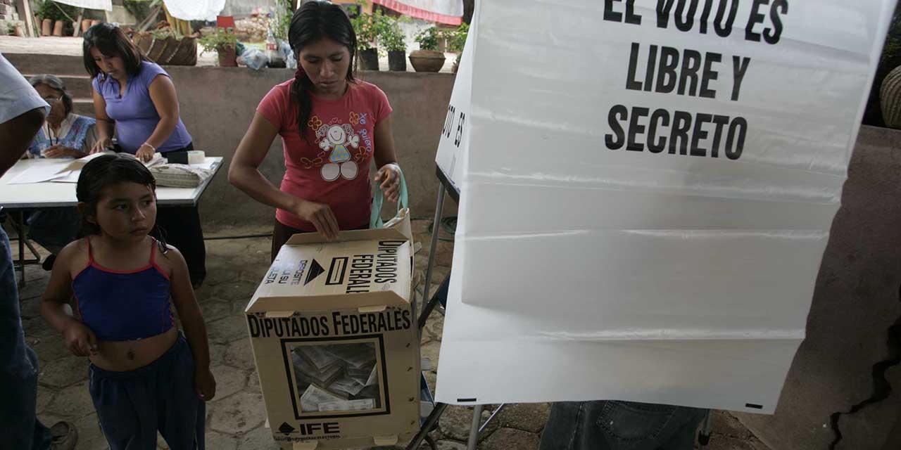 Sistemas Normativos, talón de Aquiles de paridad política | El Imparcial de Oaxaca