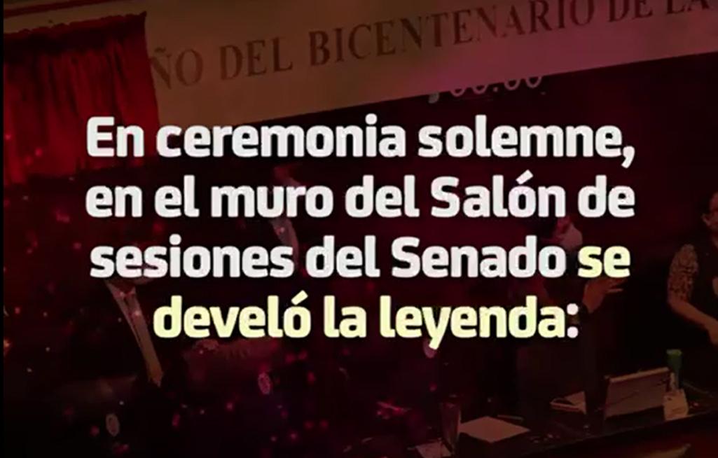 2021, año del Bicentenario de la Independencia de México   El Imparcial de Oaxaca