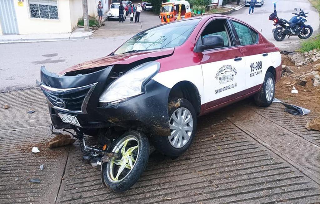Taxista atropella a presuntos ladrones en Vista Hermosa   El Imparcial de Oaxaca