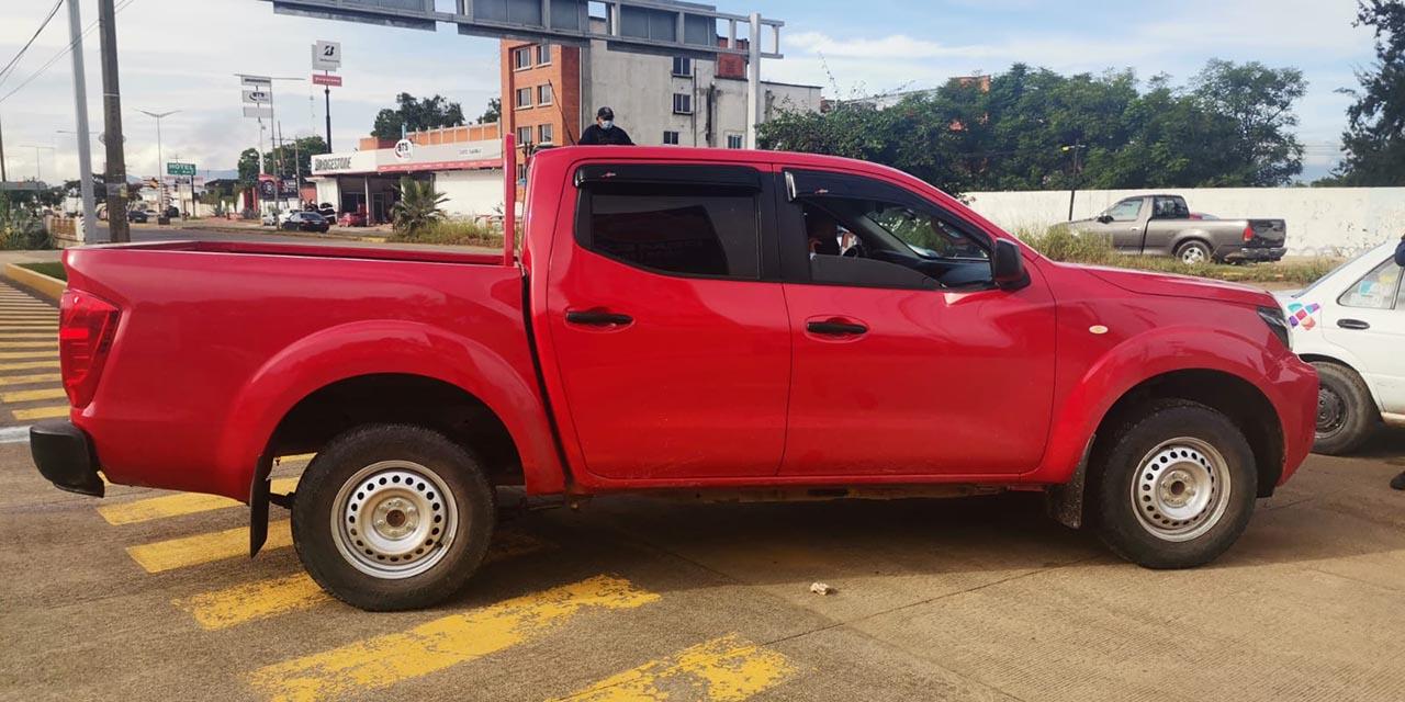 Recuperan vehículo con reporte de robo | El Imparcial de Oaxaca