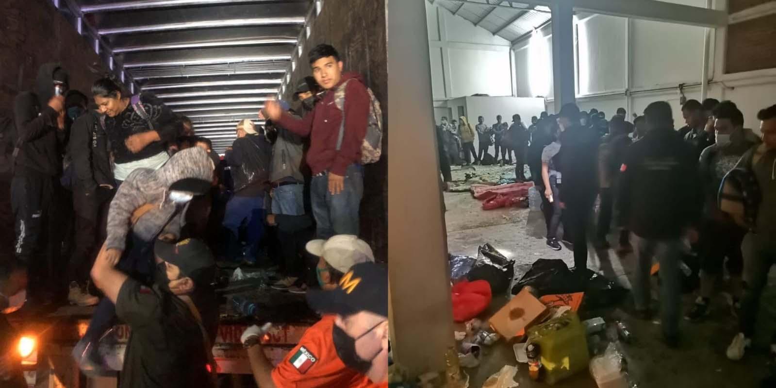 Rescata INM a 786 víctimas de tráfico de personas en Oaxaca   El Imparcial de Oaxaca