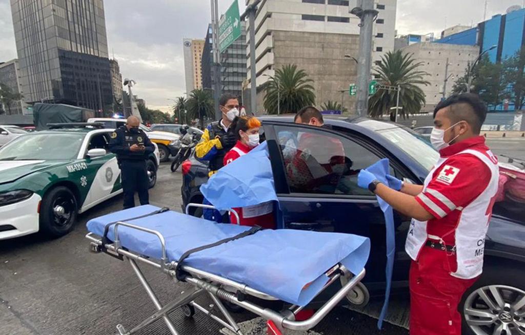 Bebé nace al interior de un auto en Paseo de la Reforma en CDMX   El Imparcial de Oaxaca