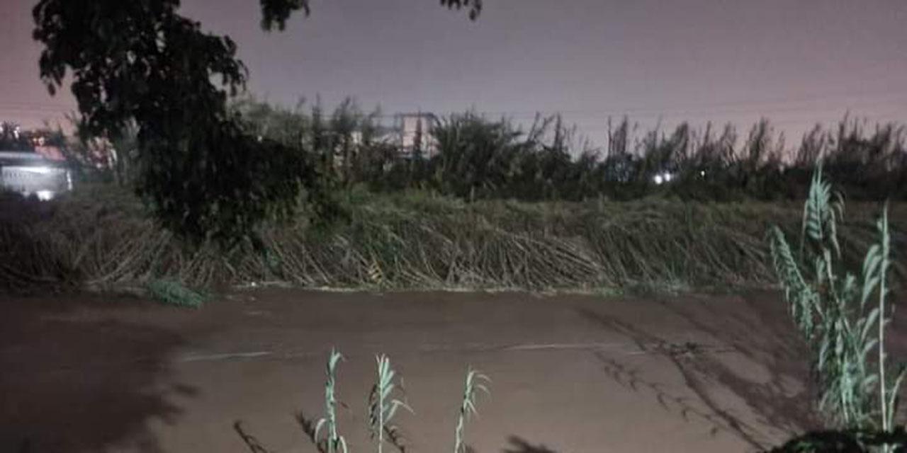 Río Salado alcanza niveles críticos en inmediaciones de la URSE | El Imparcial de Oaxaca