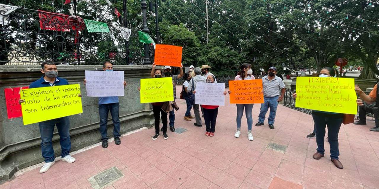 Acusa Lachitaá desatención de Segego | El Imparcial de Oaxaca