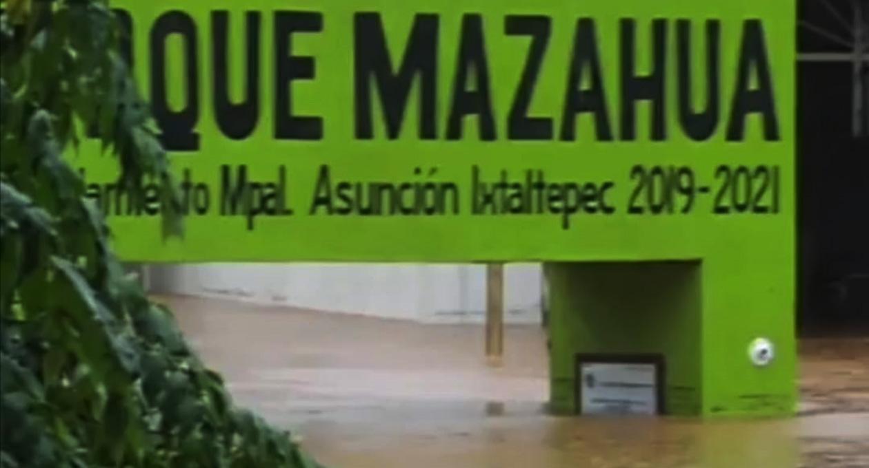 Agencias de Ixtaltepec bajo el agua   El Imparcial de Oaxaca