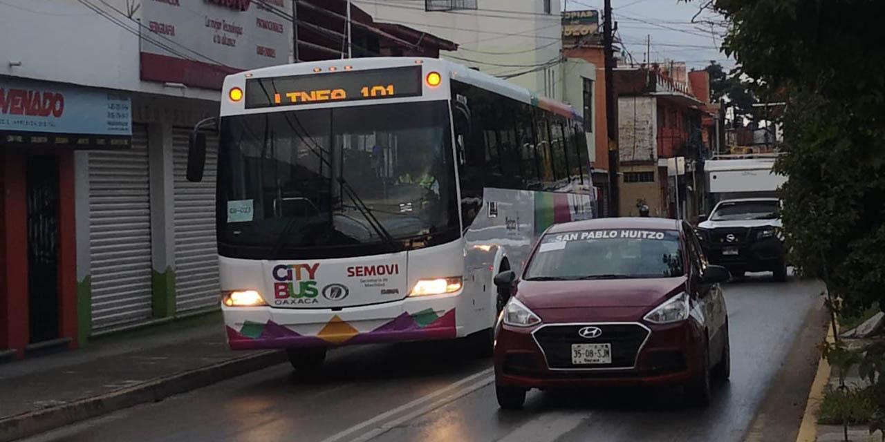Citybus inicia operaciones | El Imparcial de Oaxaca