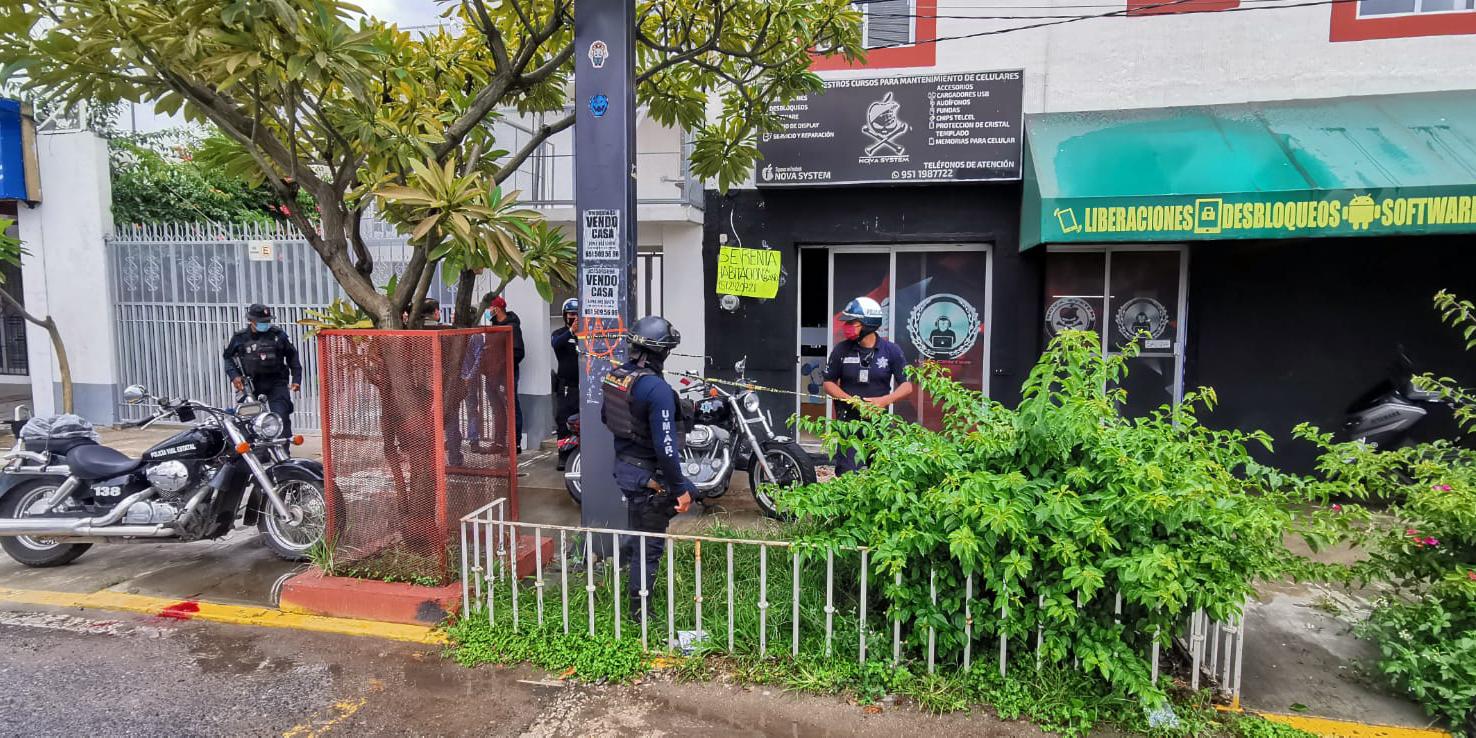Violento asalto en la Avenida Universidad de Oaxaca   El Imparcial de Oaxaca